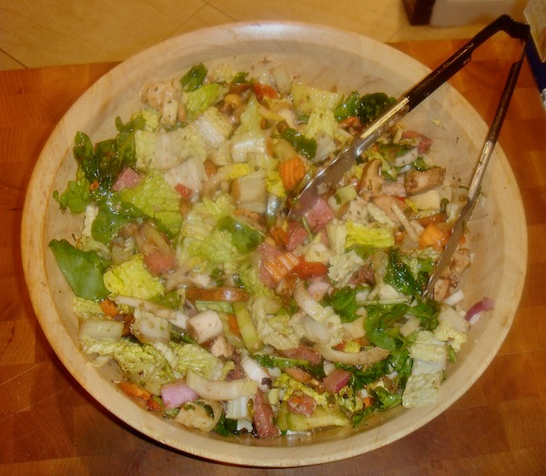 2013 Salad for Supper