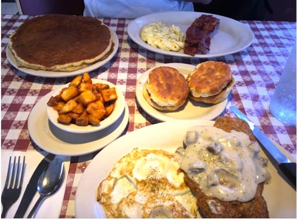 An assortment of breakfast treats Photo Credit: Website