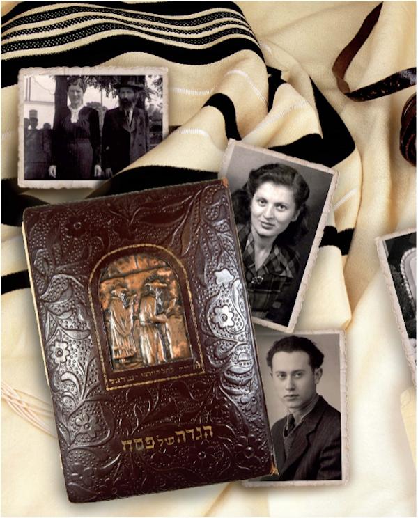 Family Photos, A Prayer Book and Tallis