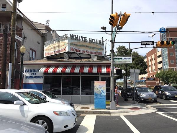 The White House Sub Shop