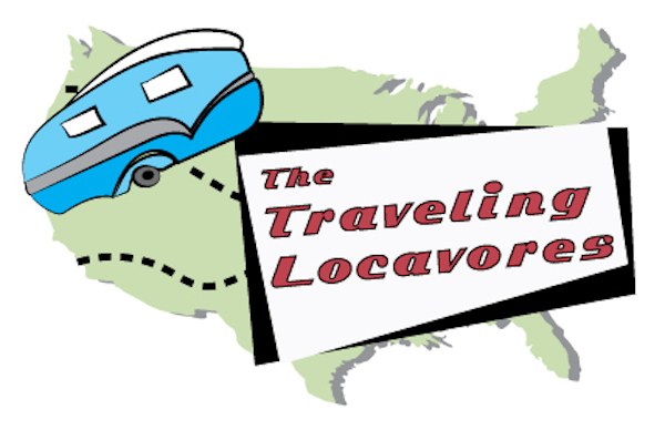 the traveling locavores. https://www.foodandfondmemories.com/here-come-the-traveling-locavores, travel, RV, Restaurants, cooking