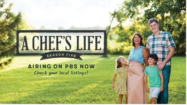 Chef Vivian Howard and her family Photo Credit: Website