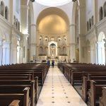 Holy Name of Jesus Cathedral in Raleigh NC