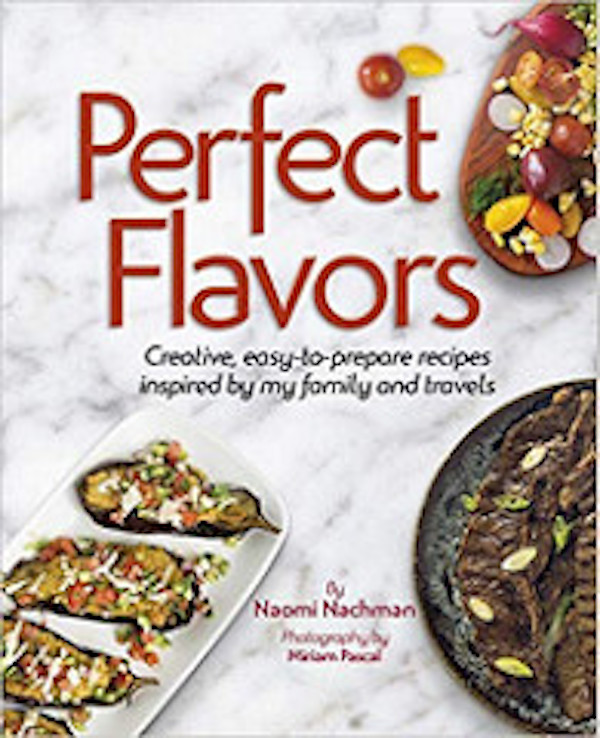 The cover of Perfect Flavors by Naomi Nachman