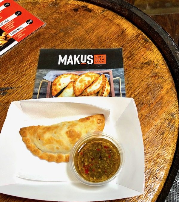 Makus Empanadas at the Morgan Street Food Hall